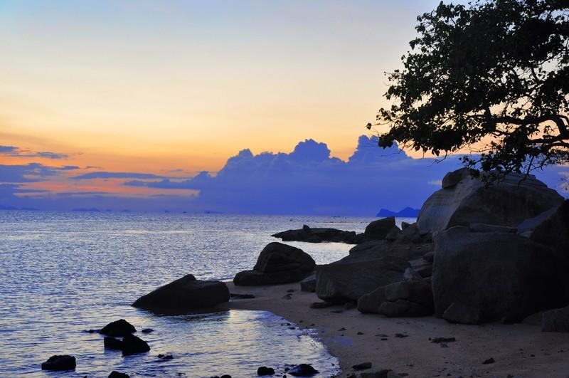 Экзотический курорт Пханган, Таиланд
