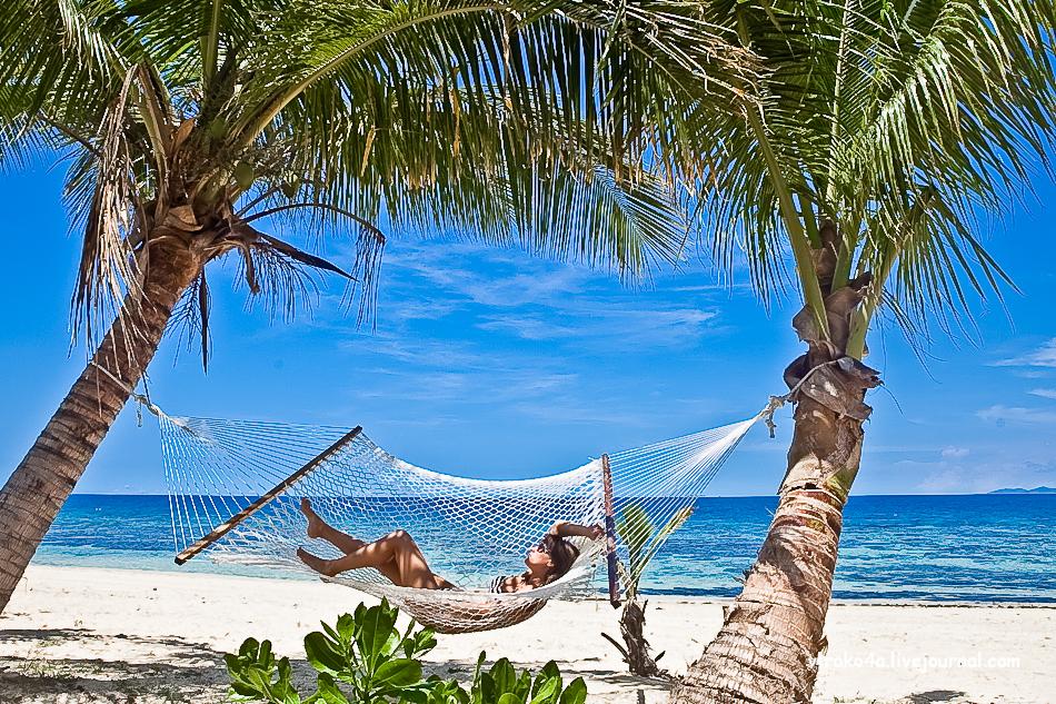 Невероятный отдых на Фиджи
